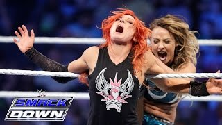 Nonton Becky Lynch   Natalya Vs  Charlotte   Emma  Smackdown  May 5  2016 Film Subtitle Indonesia Streaming Movie Download