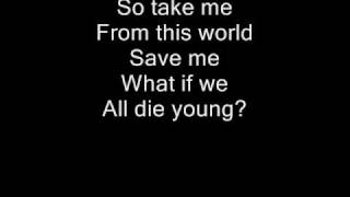 Rise against - Worth dying for (lyrics)
