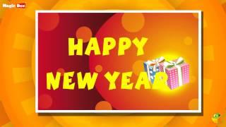 Happy New Year (Puthandu) - Chellame Chellam - Cartoon/Animated Tamil Rhymes For Kids