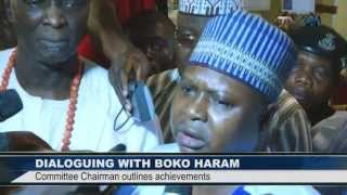 BOKO HARAM COMMITTEE MEETS YORUBA LEADERS
