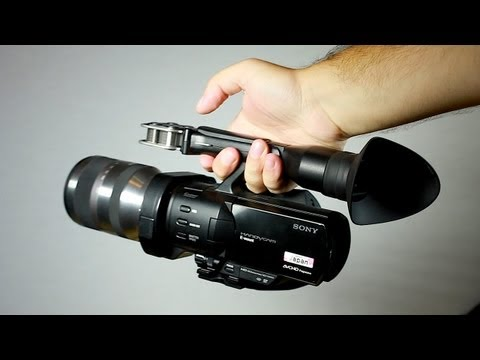 NEX-VG900 Review - Full Frame DSLR Video Killer?