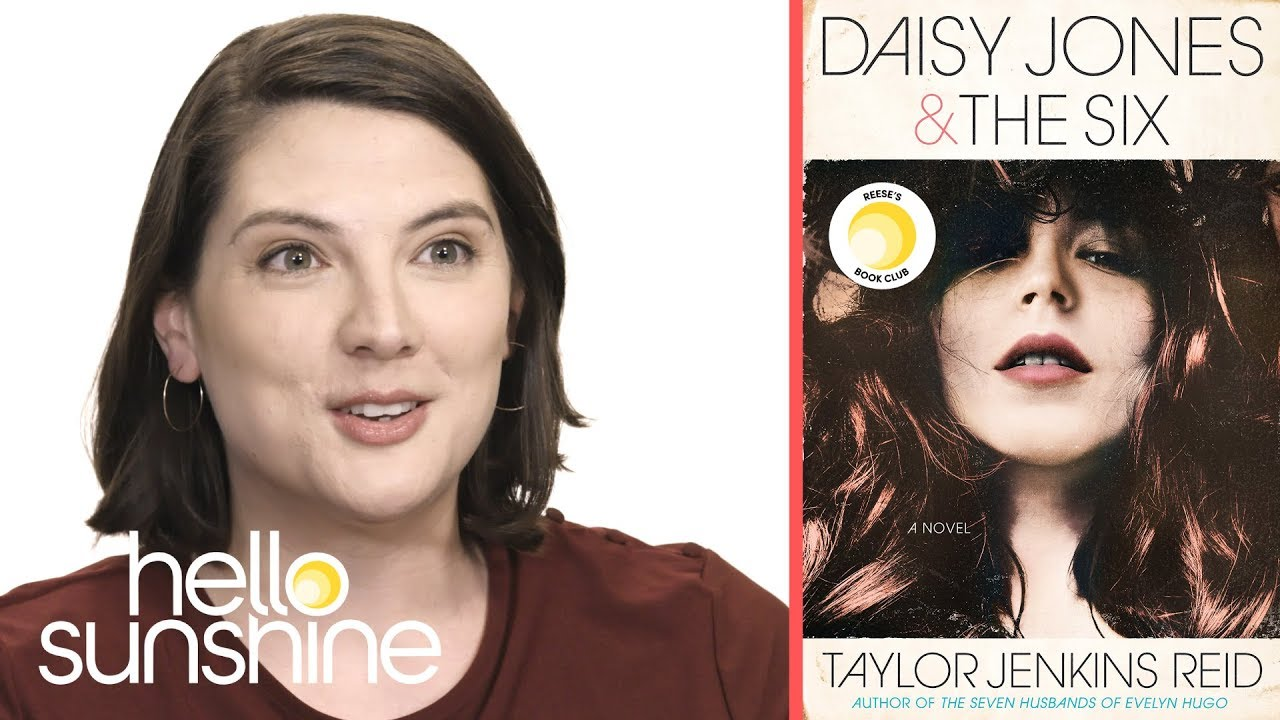 'Daisy Jones & The Six' Author Taylor Jenkins Reid on why Authority Isn't Read | Reese's Book Club