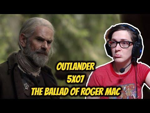 Outlander - 5x07 The Ballad Of Roger Mac Reaction