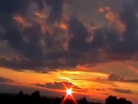 Zachód słońca Made in Poland