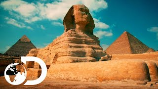 Why Was The Great Sphinx of Giza Built?