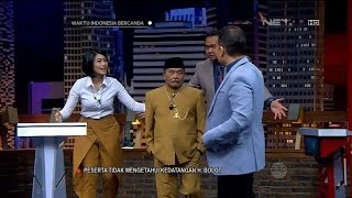Video Waktu Indonesia Bercanda - Heboh Dikira Chelsea Islan, Malah Pak Bolot yang Datang (1/4) MP3, 3GP, MP4, WEBM, AVI, FLV April 2019