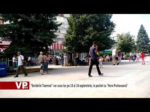"""""""Serbările Toamnei"""" vor avea loc pe 15 și 16 septembrie, la pachet cu """"Hora Prahoveană"""""""