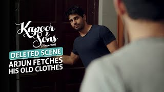 Nonton Kapoor   Sons    Arjun Fetches His Old Clothes Film Subtitle Indonesia Streaming Movie Download