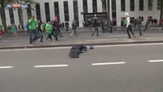 Znokautowany z partyzanta – policjant kozak który myślał że jest niezniszczalny!