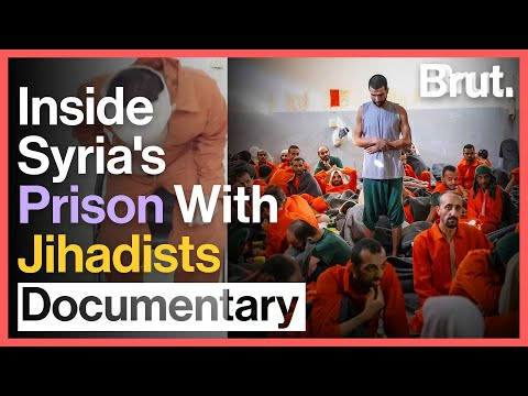 Brut Exclusive Coverage Of Life Inside An ISIS Prison