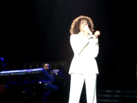 Whitney Houston – Michael Jackson tribute @ Brisbane Entertainment Centre