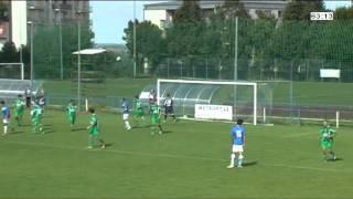 FC Zličín - Slavoj Český Krumlov