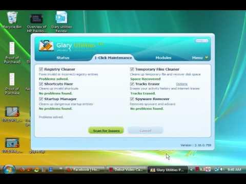 Glarysoft - Glary utilities Review