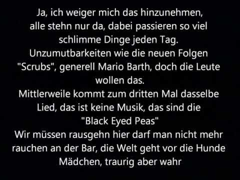 , title : 'Kraftklub-Songs für Liam (Lyrics on Screen)'