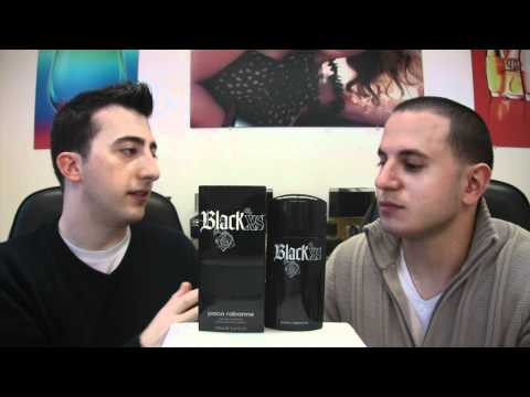 Scentedmonkey.com Black XS Paco Rabbane Review