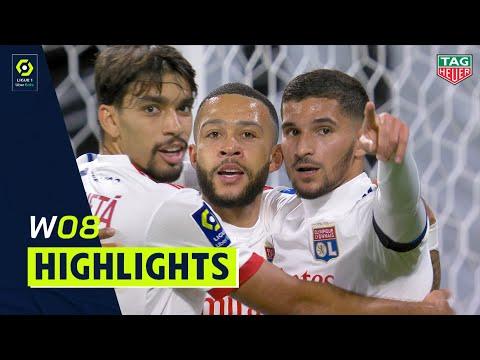 Highlights Week 8 - Ligue 1 Uber Eats / 2020-2021
