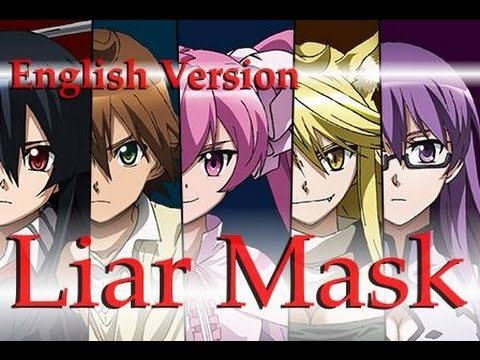 [REDUX] Liar Mask (Akame ga Kill OP2)♪┊ENG DUB♫ ○ 【Cammie☕Mile 】