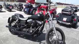 5. 339415 - 2012 Harley Davidson Dyna Street Bob FXDB - Used Motorcycle For Sale