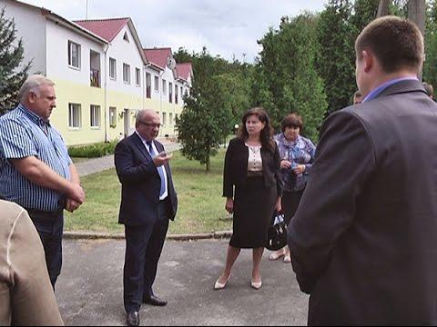 Володимир Гунчик здійснив робочий візит у Шацький район