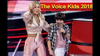 Video The Voice Kids 2018 || BEST Blind Auditions Of The Voice Kids 2018 - Part 2 MP3, 3GP, MP4, WEBM, AVI, FLV Juli 2018