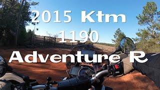 6. 2015 Ktm 1190 Adventure R - Adv Bike
