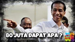 Video 80 Juta Dapat Apa? Presiden Jokowi: 80 Juta Sertifikat Tersebar, Konflik Agraria Selesai MP3, 3GP, MP4, WEBM, AVI, FLV Maret 2019