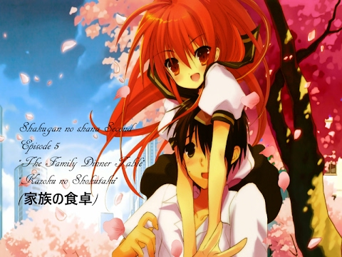 shakugan no shana Second Episode 5 english subs