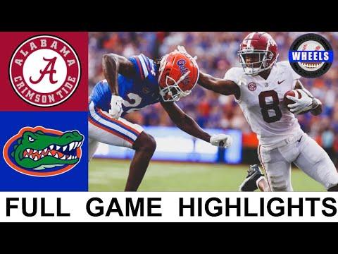 #1 Alabama vs #11 Florida Highlights | College Football Week 3 | 2021 College Football Highlights