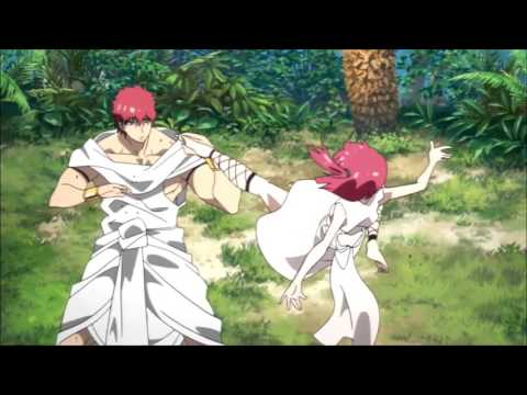 Magi - The Labyrinth of Magic  V.I.P  by SID Japanese Ver. (видео)