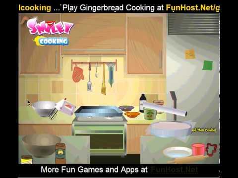 Lebkuchen Kochen – Videospiel