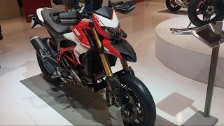 7. Ducati Hypermotard 939 SP 2017 In detail review walkaround Interior Exterior