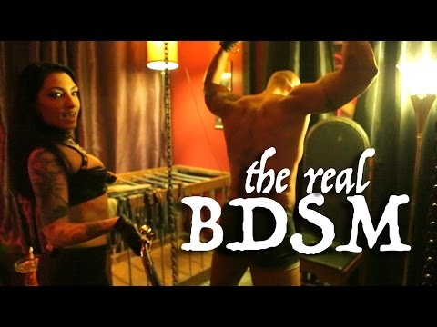 The Real BDSM: Inside a Dungeon with a Dominatrix