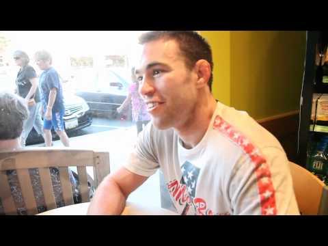 Jake Shields UFC 121 Video Blog