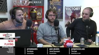 The PC Gamer Show — Episodic games, open worlds, and more