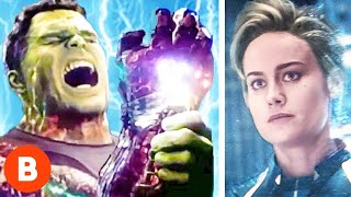 Video Marvel's Most Powerful Characters In Avengers: Endgame Ranked MP3, 3GP, MP4, WEBM, AVI, FLV September 2019