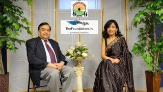 Girish Mehta talks to The Foundations TV