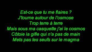 Sexion d'assaut - J'Suis Pas Dans Le Game [HD] ( Paroles) L'APOGÉE
