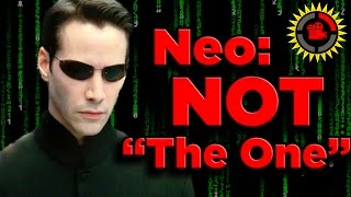 Video Film Theory: Neo ISN'T The One in The Matrix Trilogy MP3, 3GP, MP4, WEBM, AVI, FLV Oktober 2018