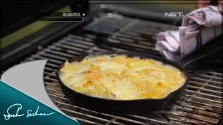 Chef Sandra – Yo Mama Macaroni and Cheese