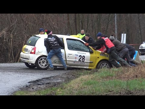 13° Ronde del Canavese 2018 | OFF ROADS & MISTAKES [HD]