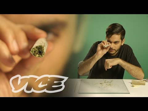 SMOKEABLES: How to Roll a Plumber's Joint