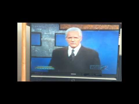 Jeopardy Bloopers 2010 Very Funny