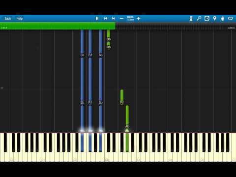 видео игры на фортепиано - U.N.I