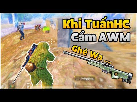 PUBG Mobile | Đừng Đưa AWM Cho TuanHC Không Thì Kết Quả Thật Kinh Khủng - Thời lượng: 30:18.