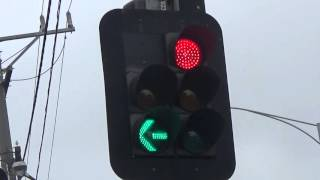 Geelong West Australia  city pictures gallery : Led 5 Aspect Australian Aldridge Traffic Light - Geelong West
