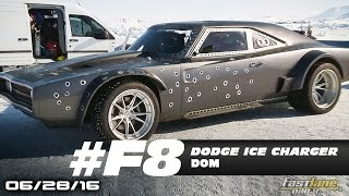 Cars of Fast & Furious 8, Top Gear USA Cancelled, 2017 Ford GT '66 Heritage - Fast Lane Daily by Fast Lane Daily