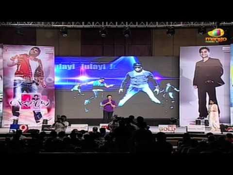 naga babu talks about pawan kalyan - julayi audio launch - allu arjun ileana trivikram