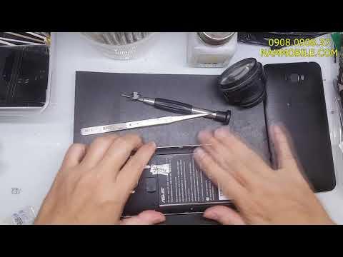 Asus Zenfone Max Z010D sạc không vào pin thay chân sạc lấy liền