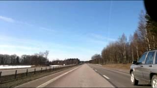Time-Lapse Gnesta To Gothenburg