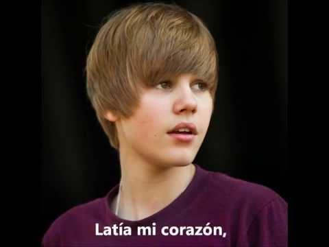 Justin Bieber – Baby (Español)